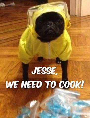 Jesse We Need To Cook