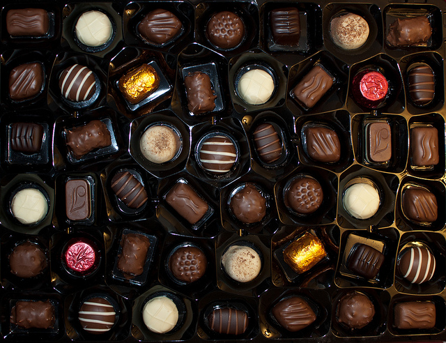 Christmas is Nearly Here, So Watch Where You Put Those Chocolates!