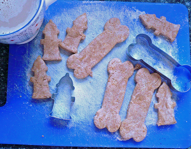 5 Healthy Homemade Dog Treat Recipes
